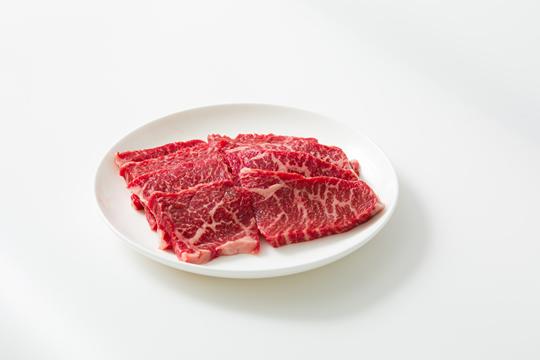 黒毛和牛赤身焼肉用(約300g)の写真