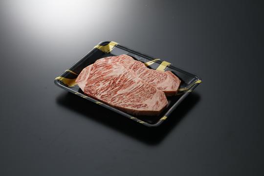 松阪牛サーロインステーキ(約250g×2枚)の写真