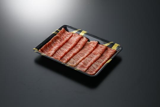 松阪牛肩スライス(約300g)の写真