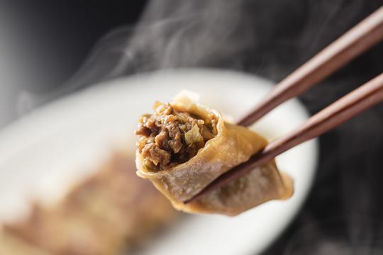 みかわもち豚八丁味噌餃子(20粒)の写真